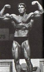 Arnold Schwarzenegger Bodybuilding Icon