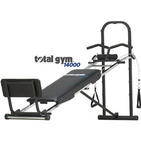 total gym 14000